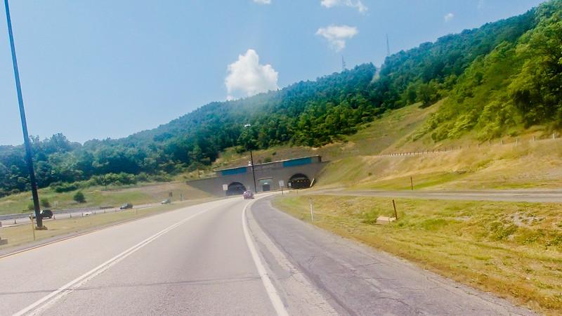 Driving through Pennsylvania Foundation Photograph 54