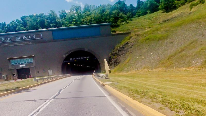 Driving through Pennsylvania Foundation Photograph 55