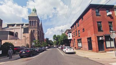 Upper Merion to Philadelphia Foundation Photograph 49