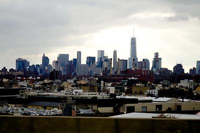 Winter in Manhattan Photograph 10