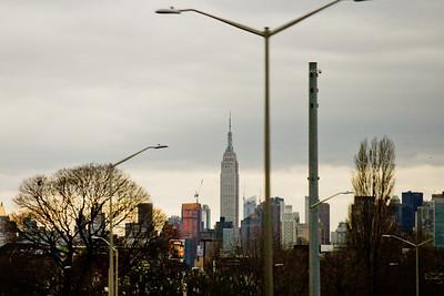 Winter in Manhattan Photograph 5