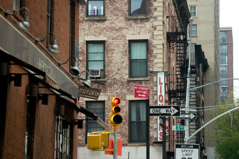 New York Project 35mm Digital Spring 15