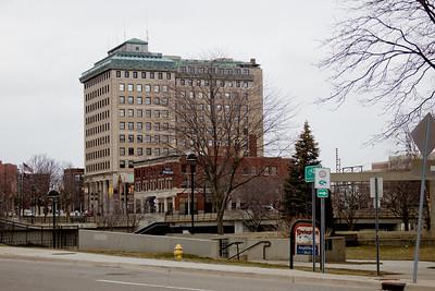 Sleeping Spring in DownTown Flint 14