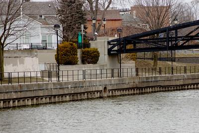 Sleeping Spring in DownTown Flint 5