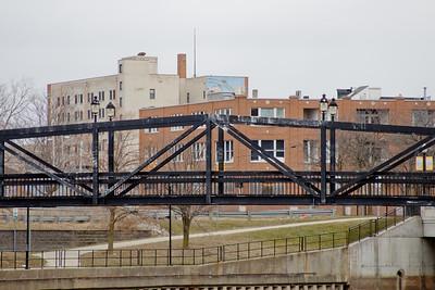Sleeping Spring in DownTown Flint 8
