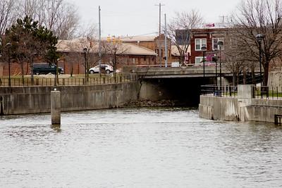 Sleeping Spring in DownTown Flint 2