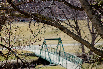 15 Sleeping Spring in Kearsley Park, Flint Michigan, USA