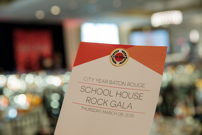 School House Rock Annual Gala 2018 - City Year Baton Rouge