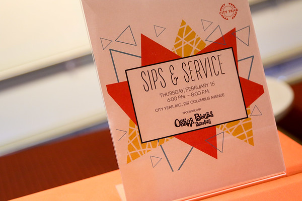 City Year Alumni Sips & Service 2018