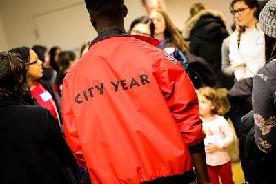 MLK Day Service Event 2018 - City Year Boston