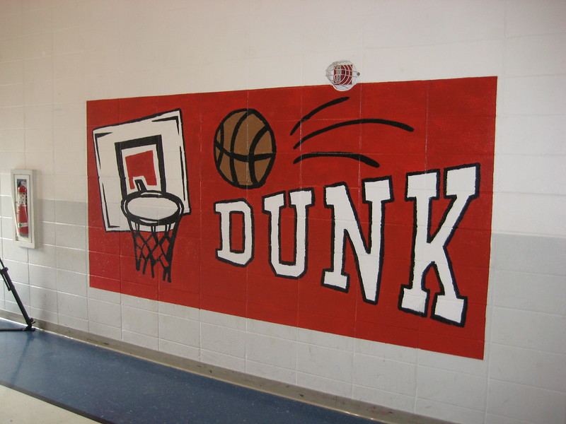 (A16) Dunk Completed