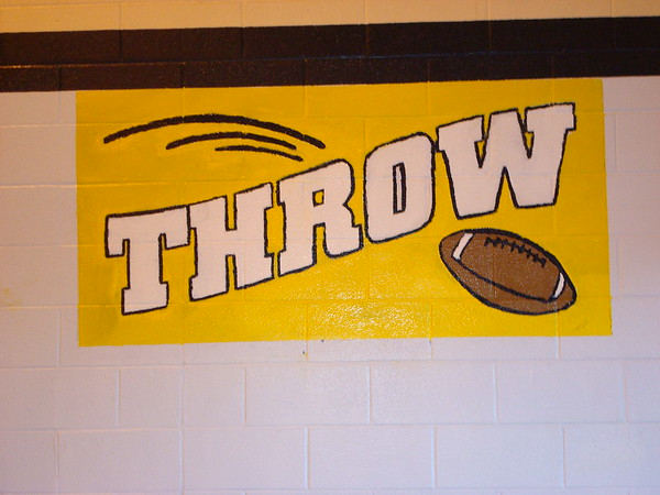 (A13) Throw Completed