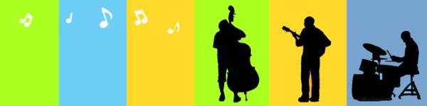 (B16) Band Silhouette 2