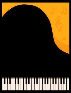 (B6) Piano