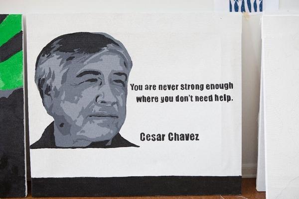 (C18) Cesar Chavez - Actual