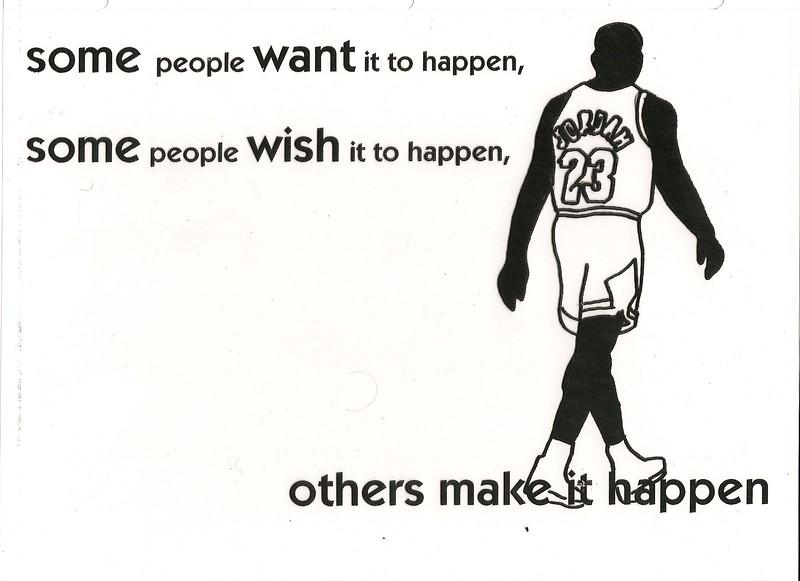 (C10) Michael Jordan Quote