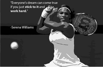 (C9) Serena Williams