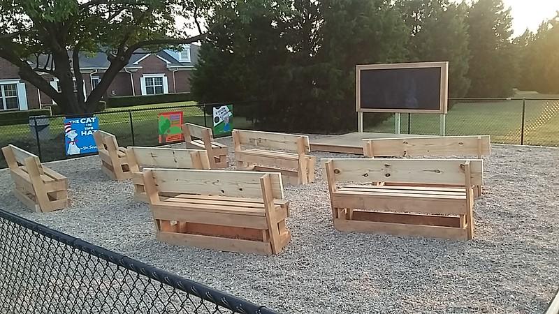 Outdoor Classroom Example  #3