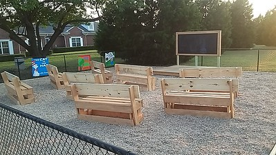 Outdoor Classroom Example  #3