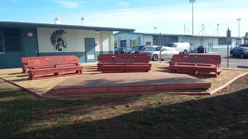 Outdoor Classroom Example