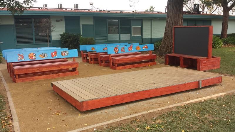 Outdoor Classroom Example #4
