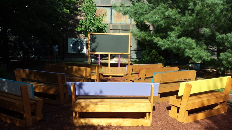 Outdoor Classroom Example #2