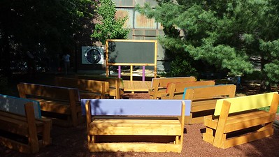 Outdoor Classroom Example #2