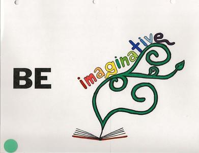 (D14) Be Imaginative