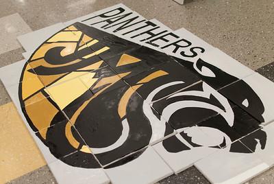 (D18) Panther Tiles