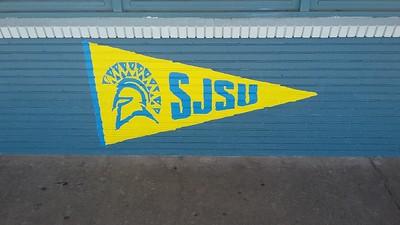 (D21) San Jose State Logo - Actual