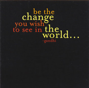 (E18) Be the Change