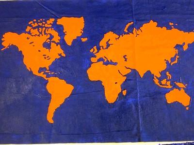 (F19) World Map