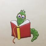 (G20) Baby Bookworm