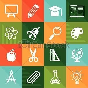 (G8) School Symbols