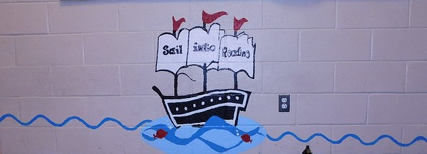 (G21) Sail into reading part 1
