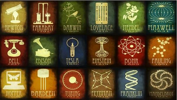 (I22) Scientists