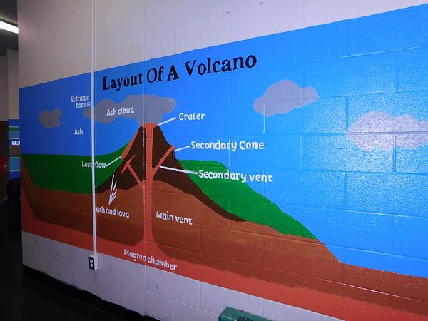 (I3) Volcano