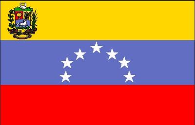 (K15) Venezuela Flag