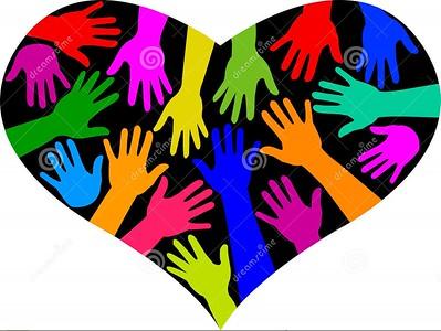 (K6) Hands Heart