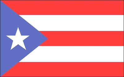 (K18) Puerto Rico Flag