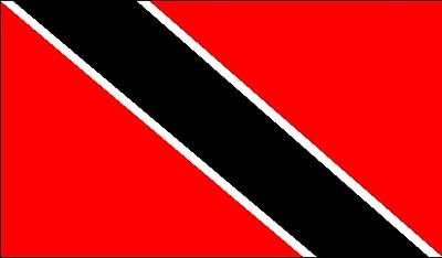 (K19) Trinidad & Tobago Flag