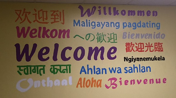 (K1) Welcome Mural 1 - Actual 2