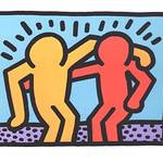 (K9) Haring Friendship
