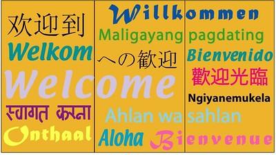 (K1) Welcome Mural 1