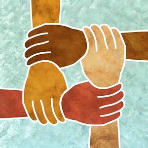 (K4) Diversity Hands