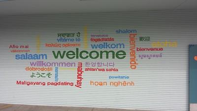 (K1) Welcome Mural - Actual 2