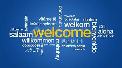(K1) Welcome Mural