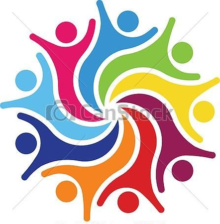 (K12) Rainbow Color Circle