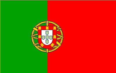 (K17) Portugal Flag