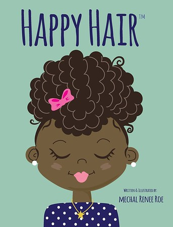 (M23) Happy Hair